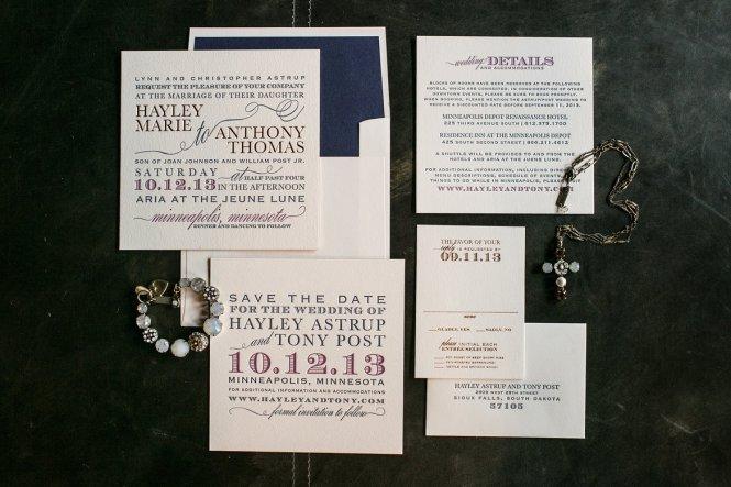 Able Wedding Invitation Designs