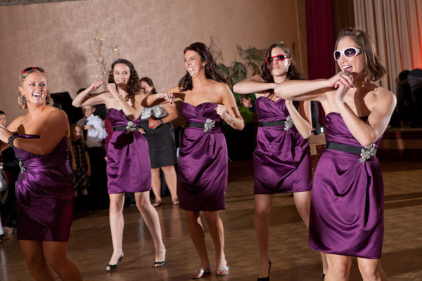 wedding song for bridal party