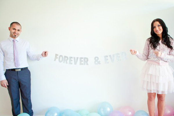 forever and ever banner