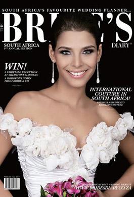 Bridal Magazine Covers