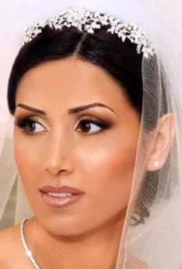 Bridal Makeup by Aradia - Real Bride 06 - Bride Maria