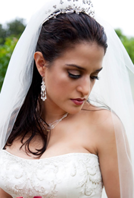Bridal Makeup by Aradia - Real Bride 16 - Bride Angie