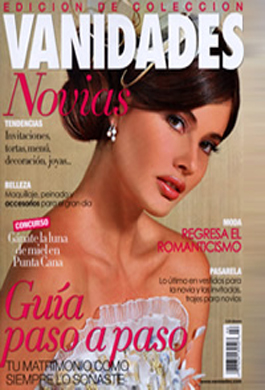 Bridal Magazine Cover 06