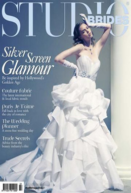 Bridal Magazine Cover 08