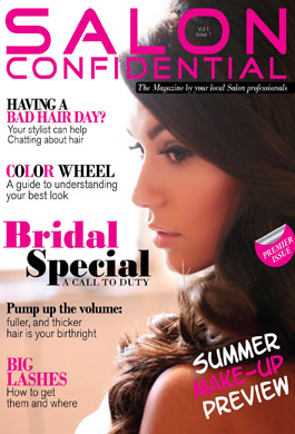 Bridal Magazine Cover 12
