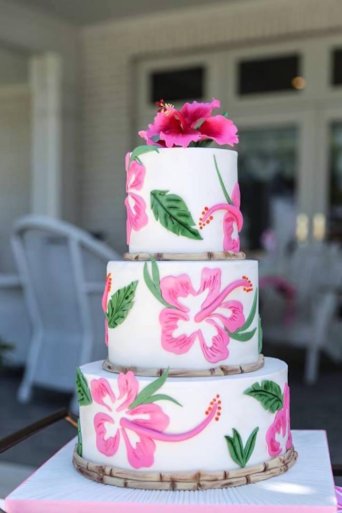 Tropical Bridal Shower Bridal Shower Ideas Themes