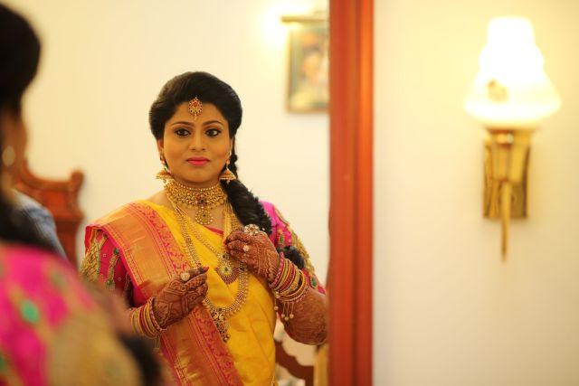 find the best bridal makeup artist in chennai,tamil nadu