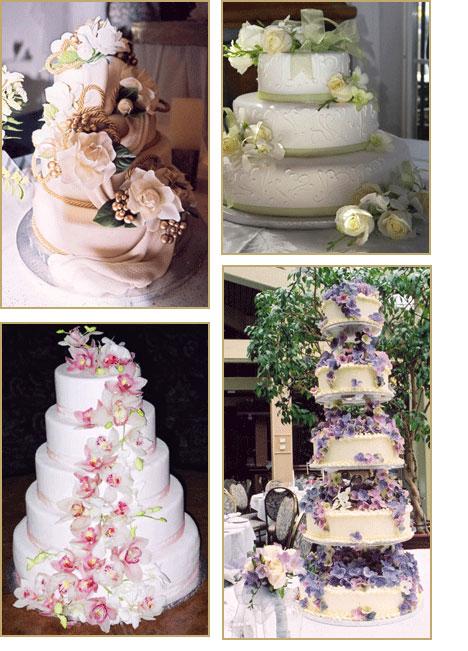 Brideca Wedding Cakes In Vancouver Mozart Bakery