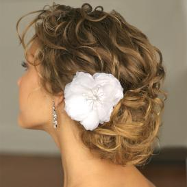 bride wedding hair accessories 2011