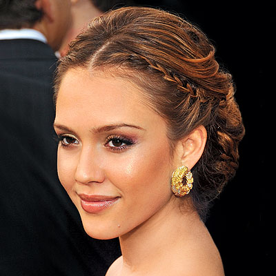 Wedding Hairstyles Inspired by your Favorite Celebrities (Part 2)