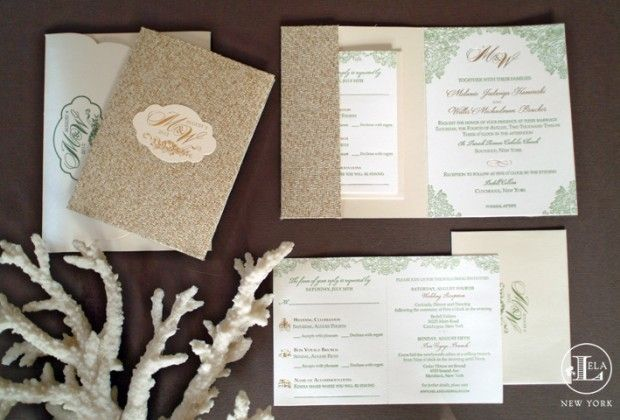 To Find The Coolest Wedding Invitations In New York City