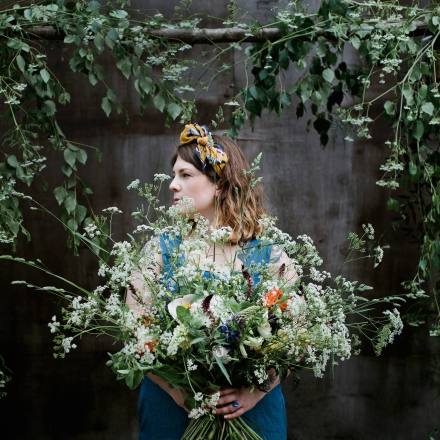 We Love: Whimsical and Creative Floral Designs by JenniBloom Flowers | British wedding blog - Bride and Tonic