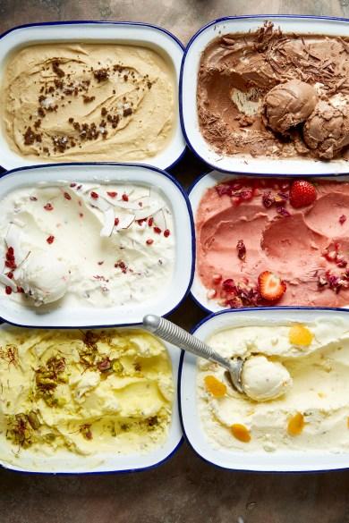 Persian Inspired Ice Cream + Desserts! | British wedding blog - Bride and Tonic