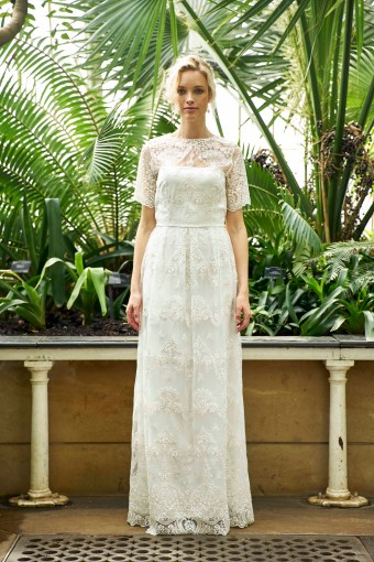We Love: Boho Dress Designer Francis Bridal | British wedding blog - Bride and Tonic
