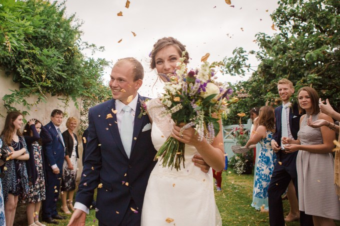 An English Country Wedding // Lizzie + Will | British wedding blog - Bride and Tonic