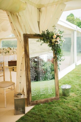 Our Top Ten Wedding Table Plans | British wedding blog - Bride and Tonic