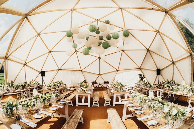 Field Good Wedfest 13-14th May 2017 - You've Gotta Be There! | British wedding blog - Bride and Tonic