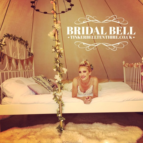 Tinker belle Tent Hire | British wedding blog - Bride and Tonic