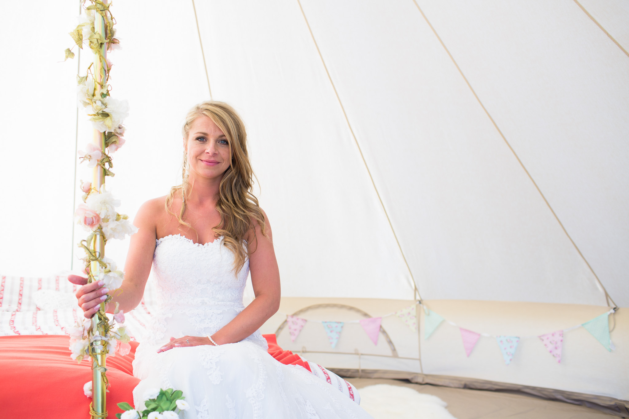 At Wedfest we were lucky to meet the lovely Kate from Tinkerbell Tent Hire who has the most beautiful bell tents for hire for hen parties and your wedding ...  sc 1 st  Bride and Tonic & We Love: Tinkerbell Tent Hire - brideandtonic.com
