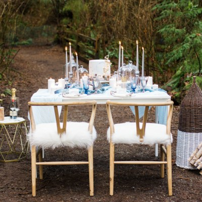 Styled Shoot || Rustic Woodland Shoot in West Vancouver