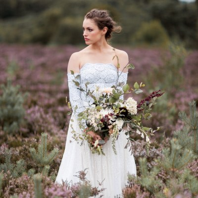 Styled Shoot || Vanity Fair Inspired Whimsical Shoot