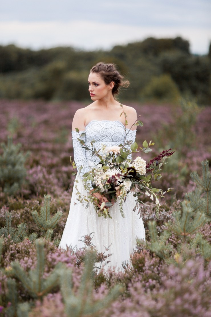 Styled Shoot // Vanity Fair Inspired Whimsical Shoot | British wedding blog - Bride and Tonic