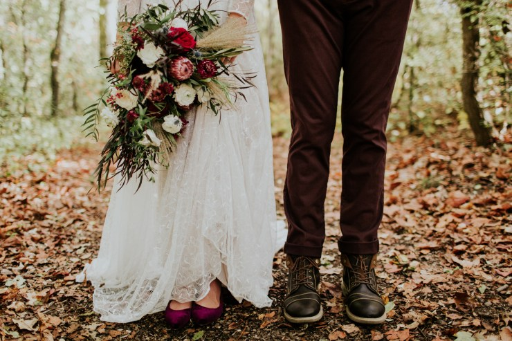 Our Top Ten Autumn + Fall Wedding Ideas | British wedding blog - Bride and Tonic
