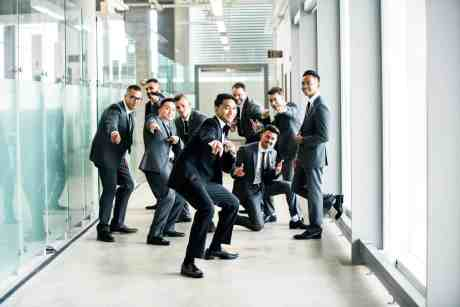 Duties of Your Best Man And Groomsmen: A Checklist