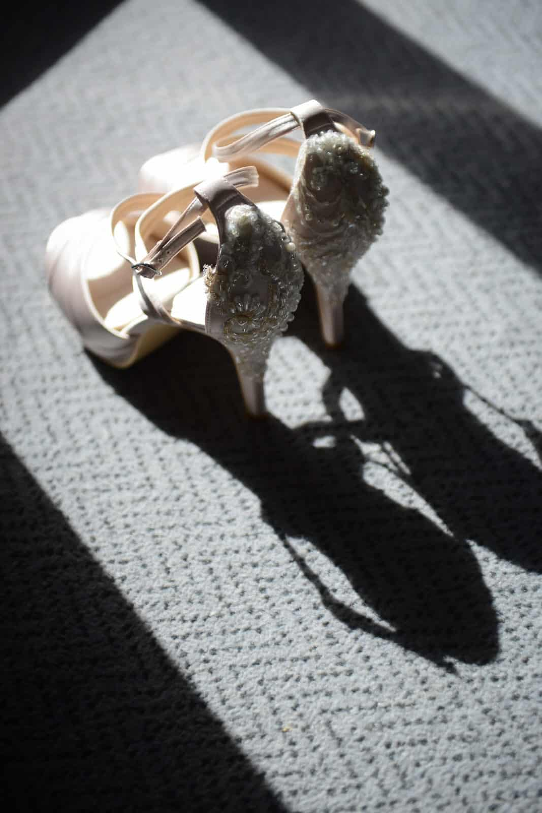 Emily Simms Melbourne Wedding Photos Wedding Shoes