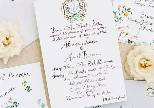 Lost For Words Read This Break Down Of Proper Wedding Invitation Wording Etiquette