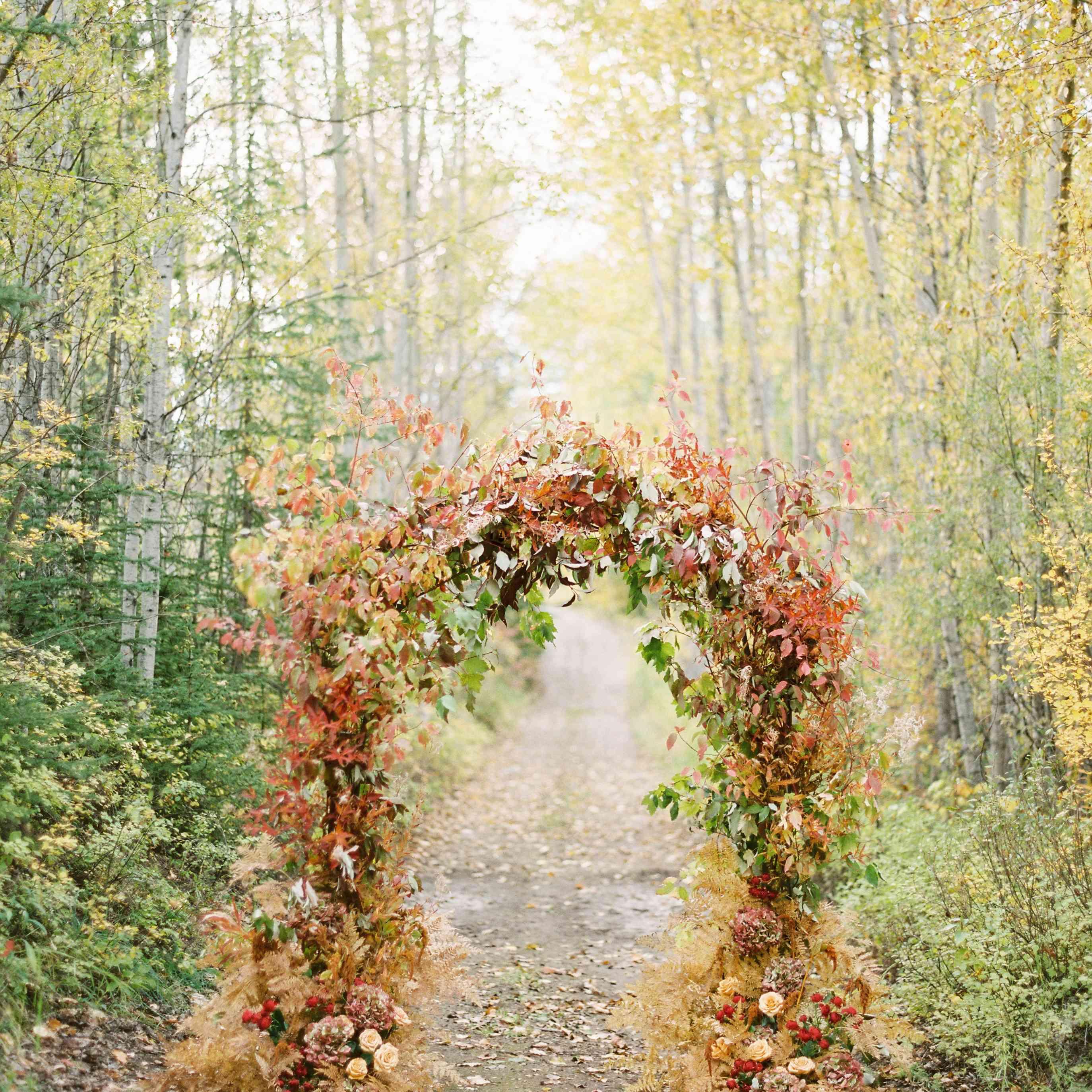 39 Fall Wedding Decor Ideas For The Ultimate Seasonal Celebration
