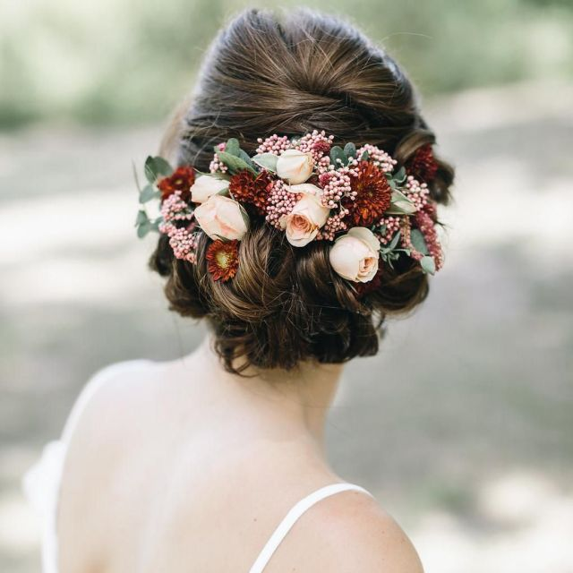 51 romantic wedding hairstyles