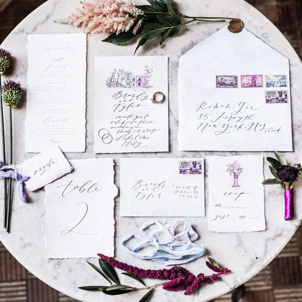 The 13 Best Websites For Wedding Invitations Of 2019