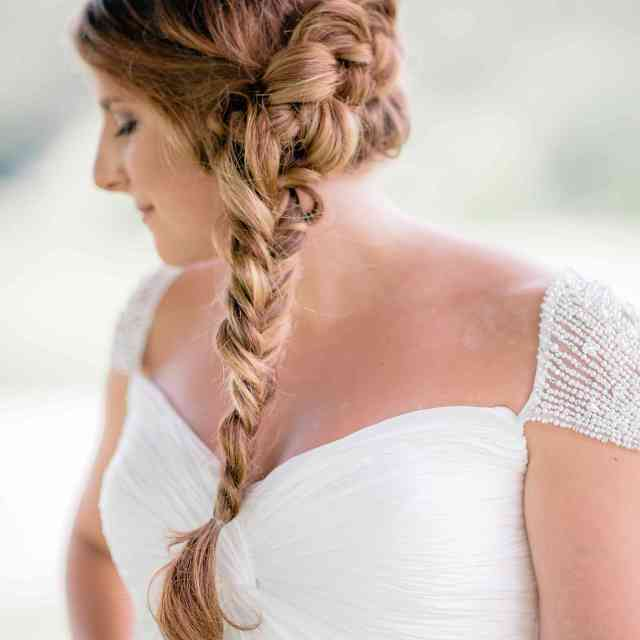 the perfect hairstyle for every one of your pre-wedding parties