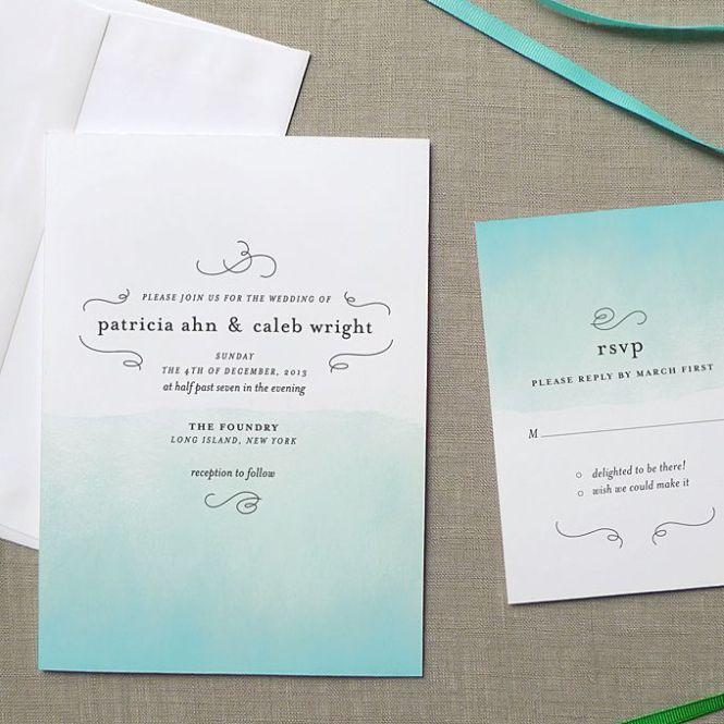 21 Wedding Invitation Wording Examples