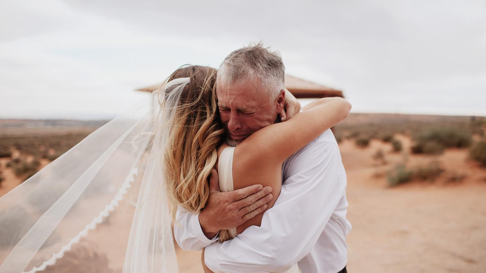 21 Of Our Favorite Father Daughter First Look Wedding Photos