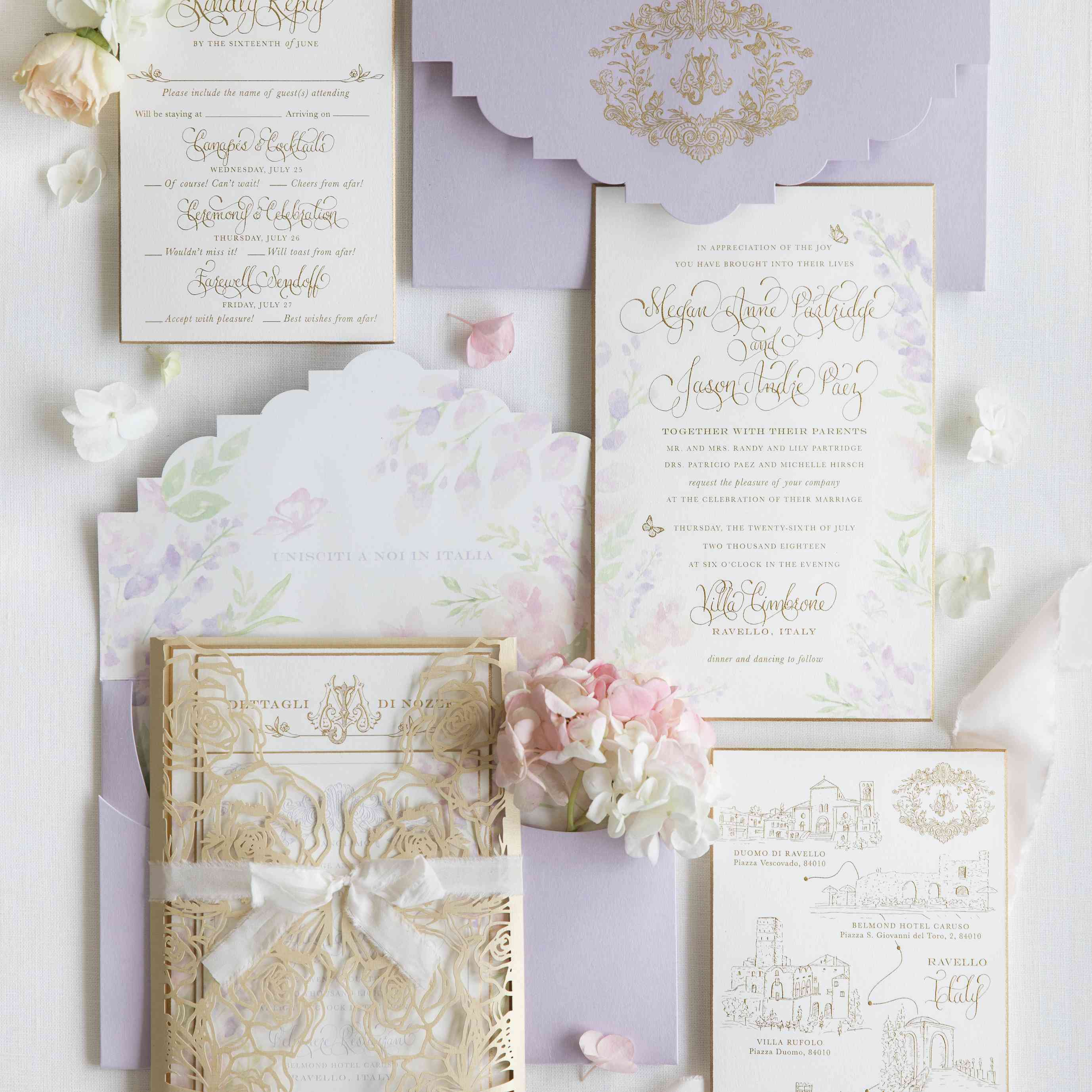 27 unique wedding invitation ideas for