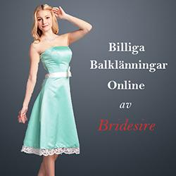 Balklänningar av Bridesire