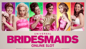 bridesmaids slots review at dazzle casino