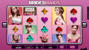 Bridesmaids slots screenshot