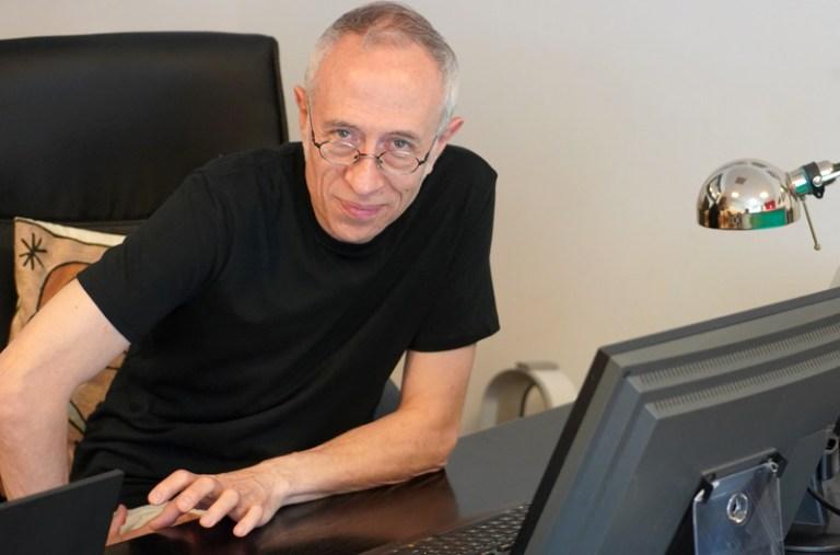 Frédéric Nottey au Bureau