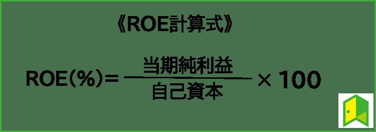 ROE計算式