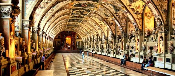 Residenz, el Palacio Real de Múnich - Bridge4Mobility