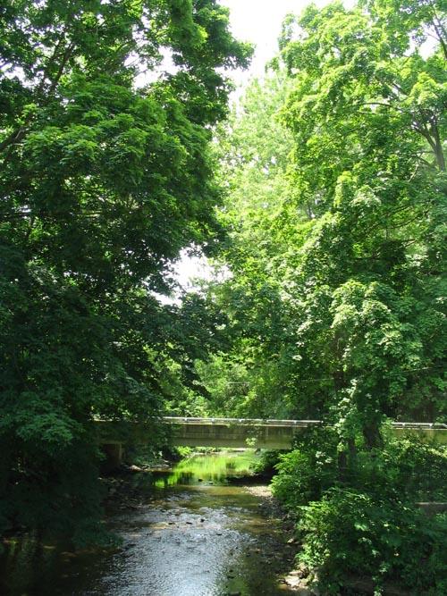 Tookany Creek Park, Cheltenham Township, Pennsylvania