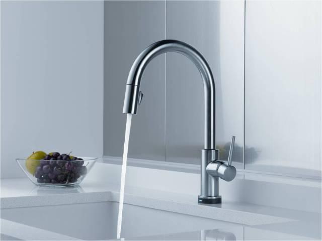 Kitchen Sink Smells When Water Runs Home Design Inspiration
