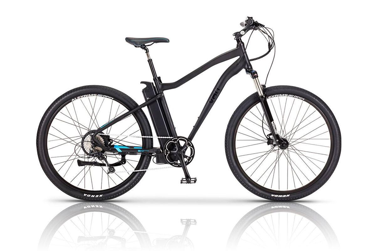 Volt Alpine X Black 00 Bikes Electric Bikes