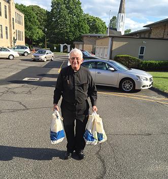 Father Tom Lynch