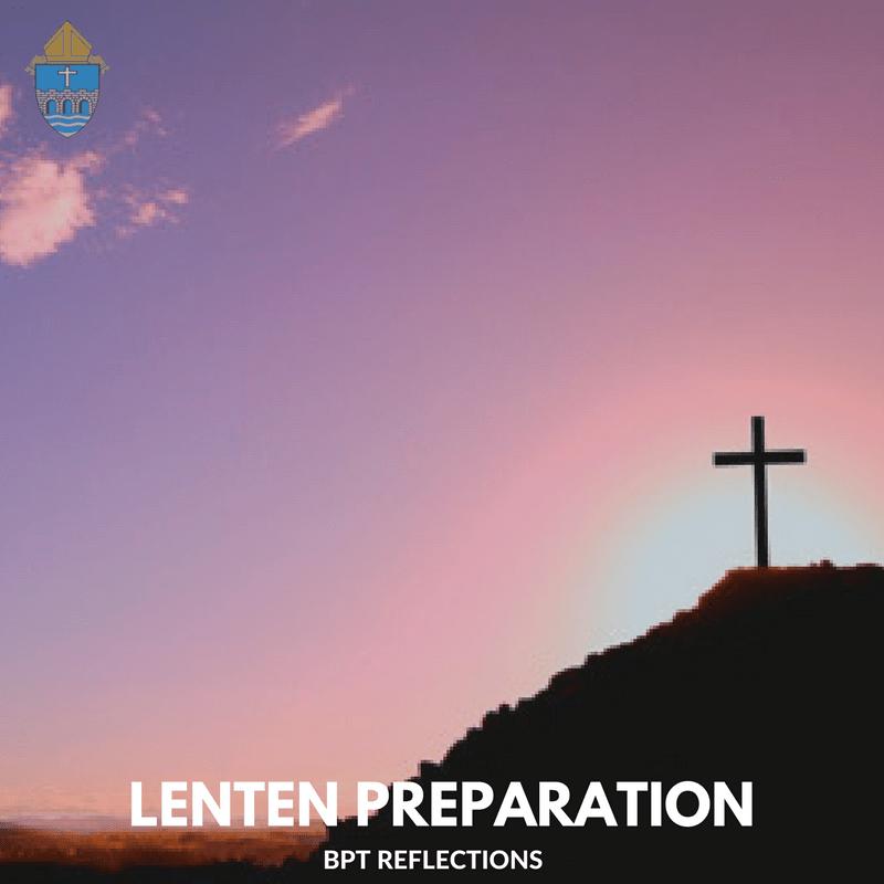 Preparing For Lent Diocese Of Bridgeport