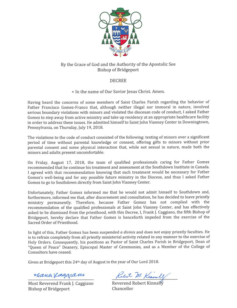 Latest News Archives Page 2 Of 14 Diocese Of Bridgeport