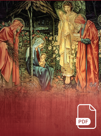 July Deacon Prayer Card